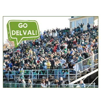 DelVal Homecoming flash animation