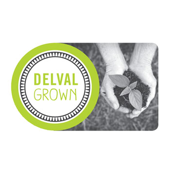 Delaware Valley College market label