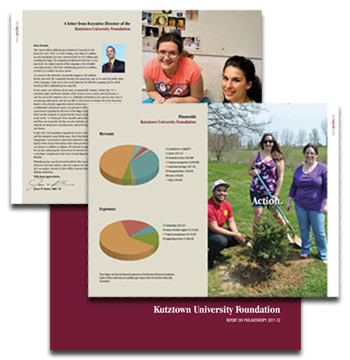 Kutztown University Foundation Annual Report